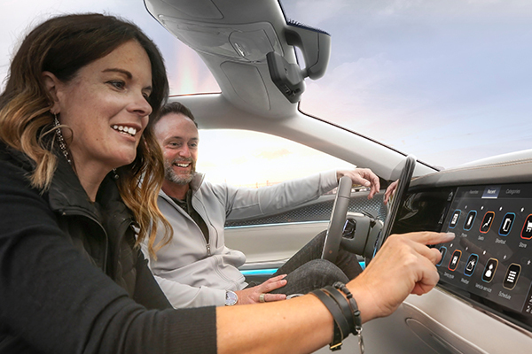 创新车载体验 Stellantis集团/富士康成立公司